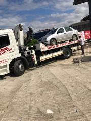 Sıraç Otomotiv Trabzon oto kurtarma forklift vinç hizmetleri
