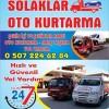 SOLAKLAR OTO KURTARMA & OTOYOL YARDIM & ÇEKİCİ